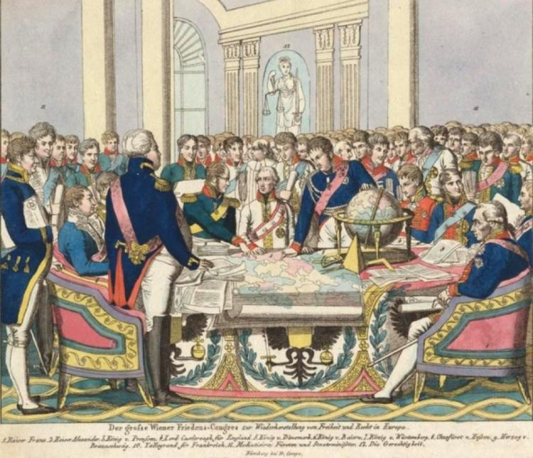 Віденський конгрес - зображення