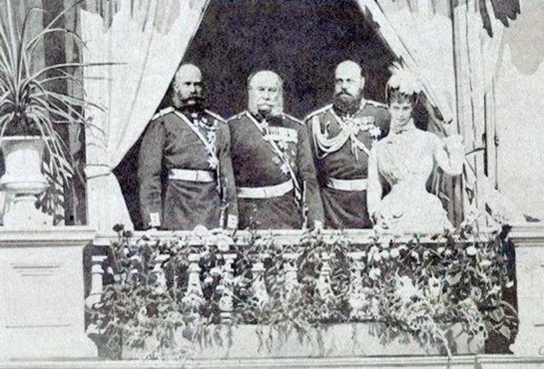 Відновлення Союзу трьох імператорів