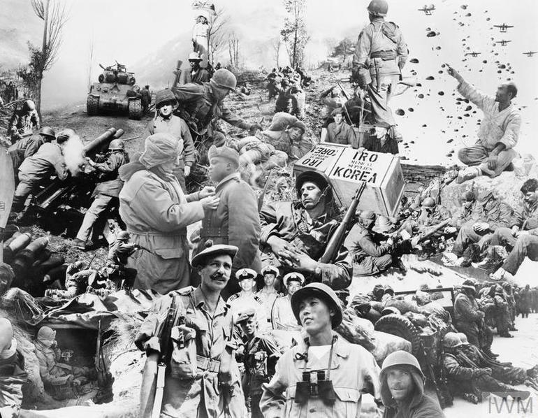 Війна в Кореї