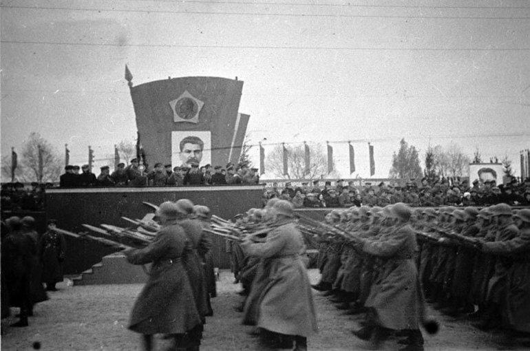 Війська СРСР в 1939 році