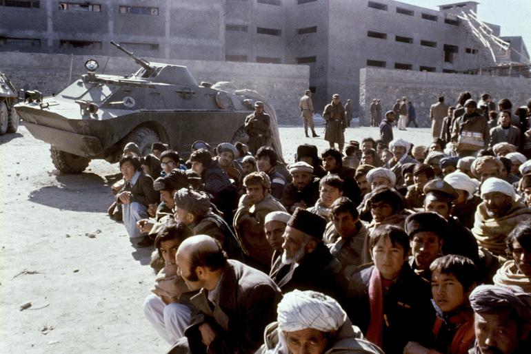 Вивід військ з Афгану