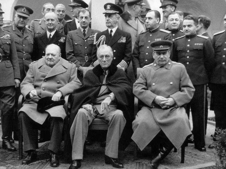 Ялтинська конференція