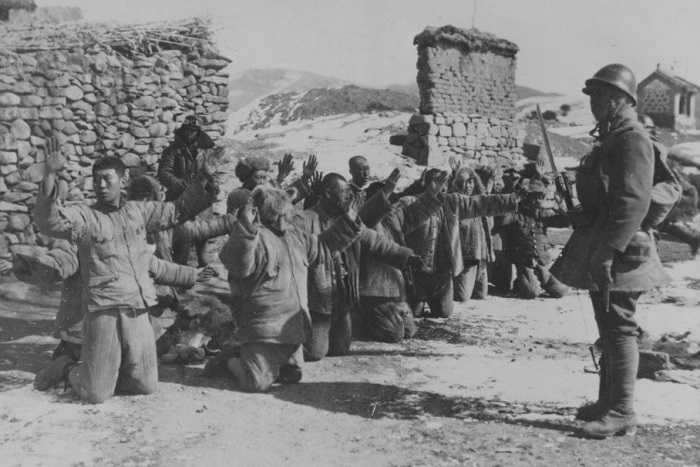 Японо-китайська війна - хроніка7