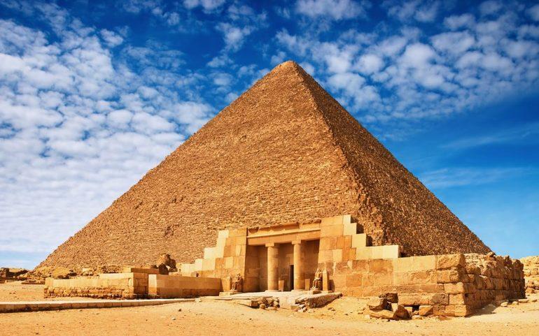Єгипетські піраміди2