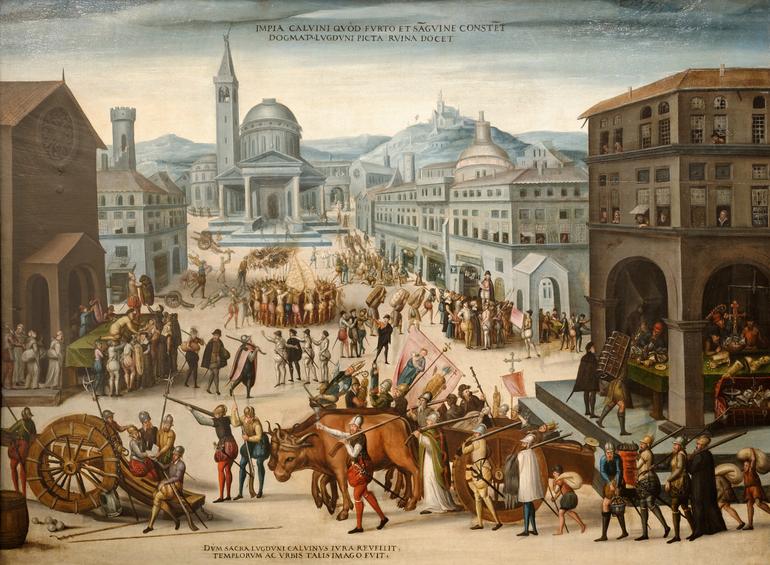 Європа в 16-17 столітті