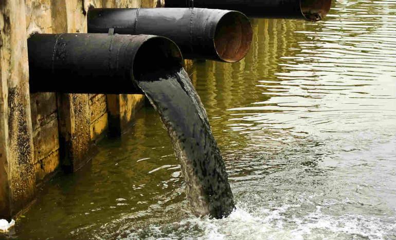 Забруднення Міссісіпі