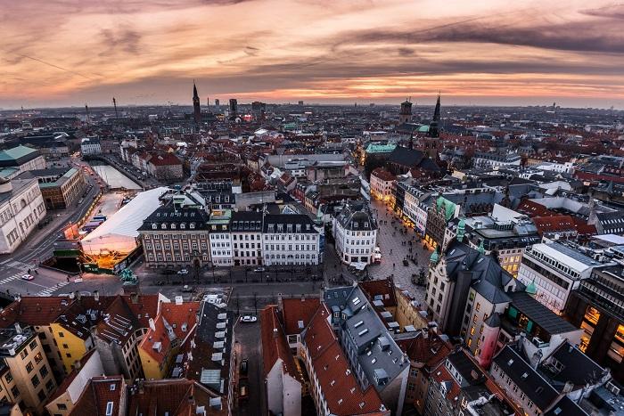 Загальна інформація про Данію