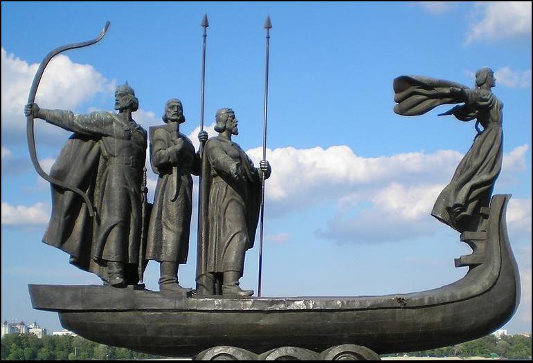 Заснування Києва
