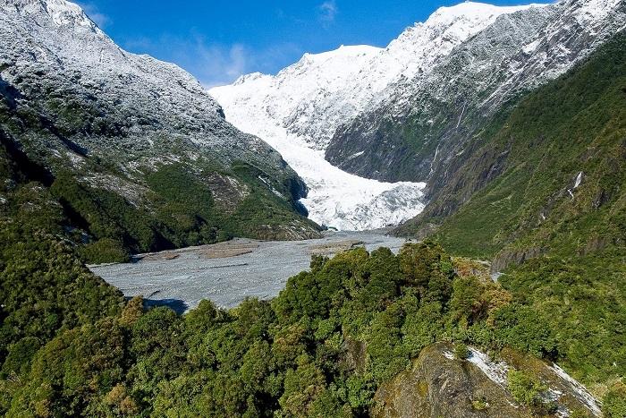 Значення і роль льодовиків