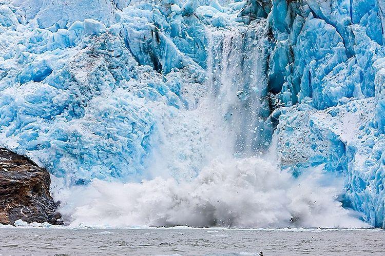 Зникнення льодовиків
