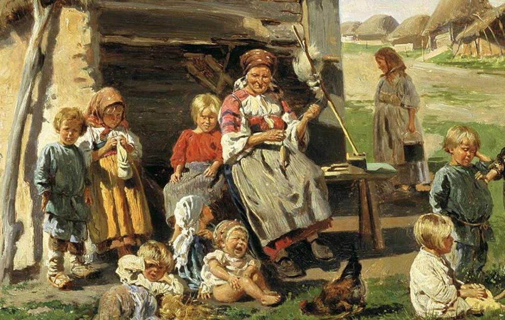 українське кріпацтво