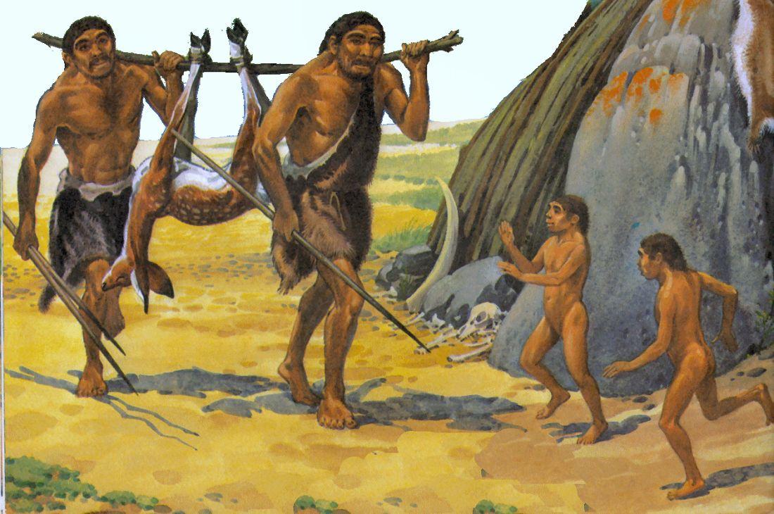 Древні люди