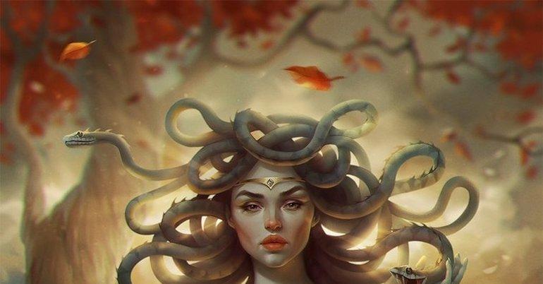 Міфологія і медузи