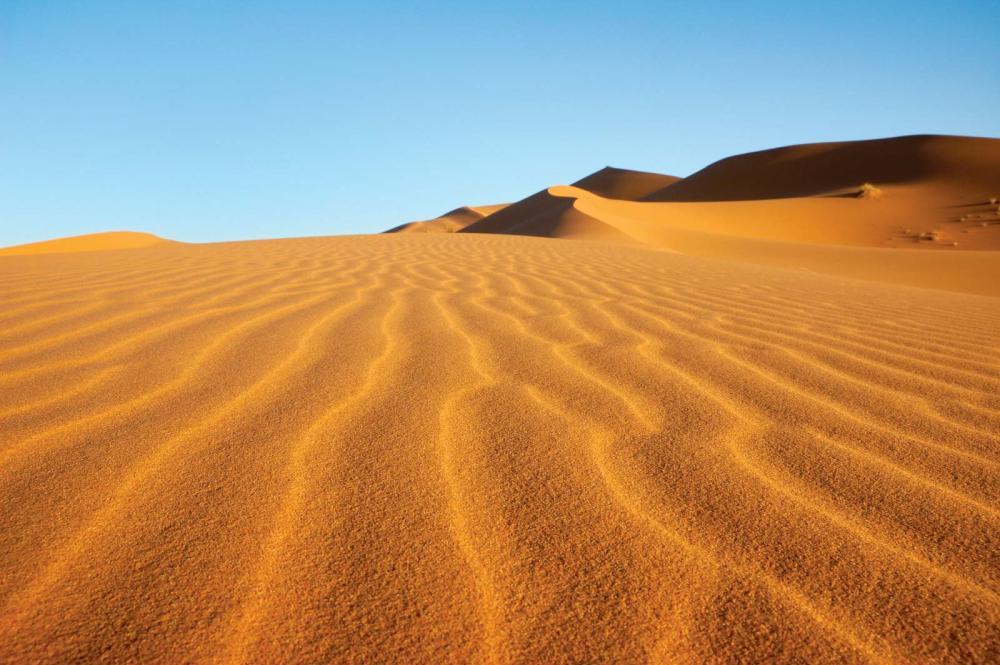 Нежива природа - пустеля