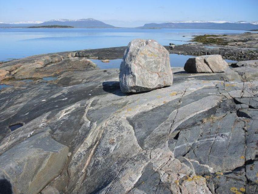 Нежива природа - каміння