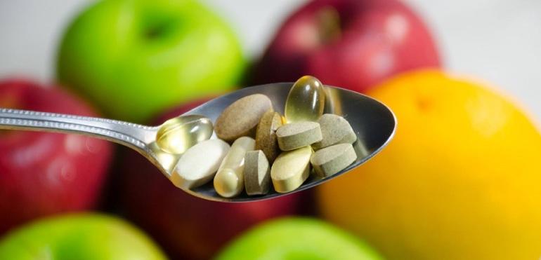 Споживання вітамінів