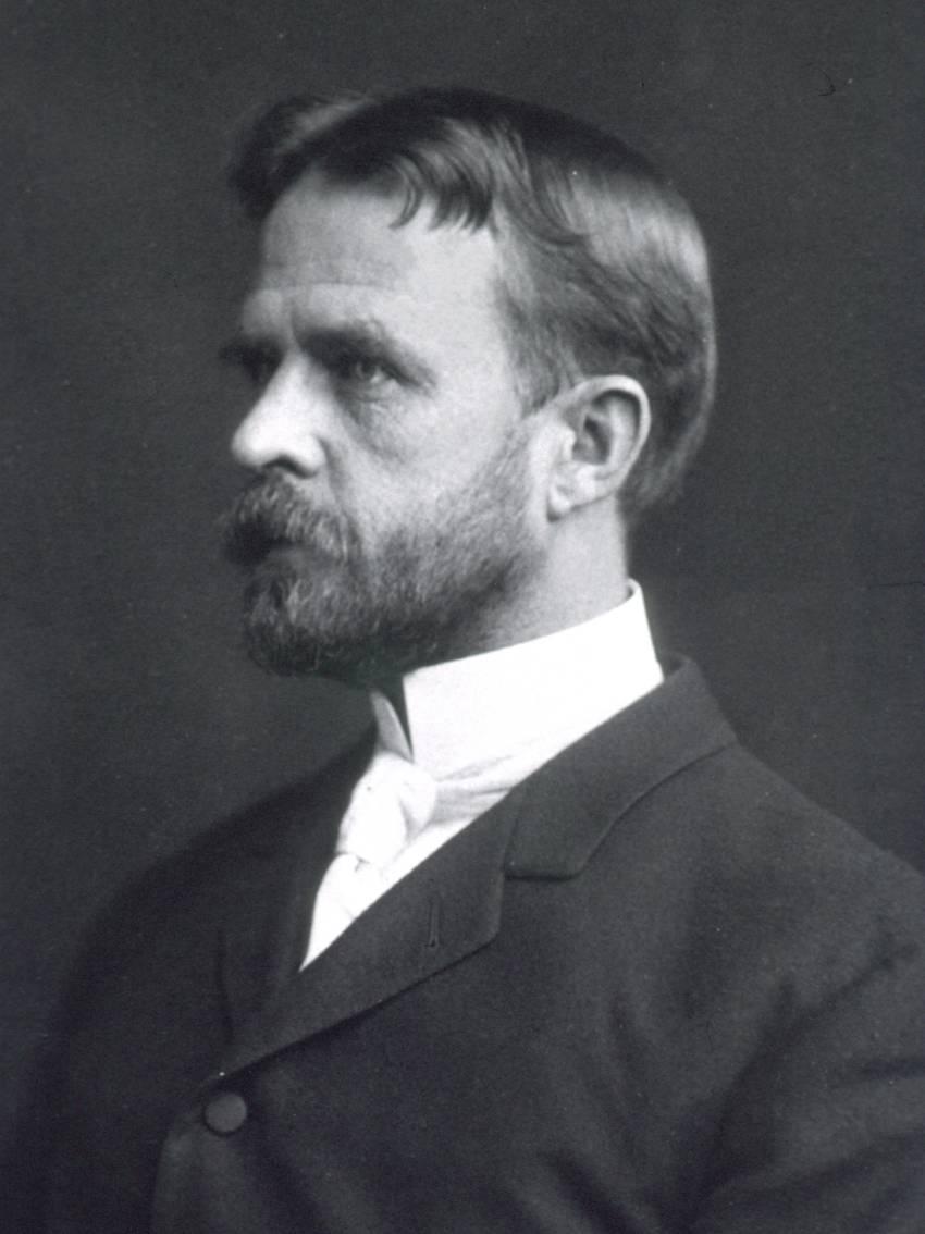 Томас Морган - портрет