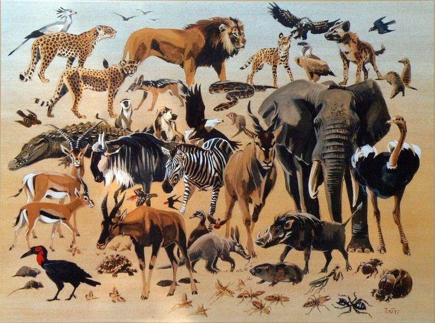 Зоологія