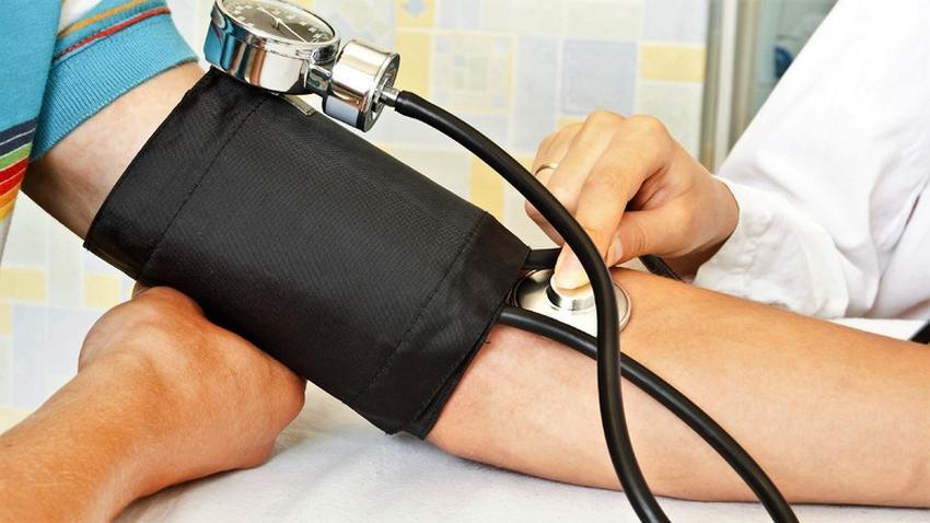 Артеріальний тиск