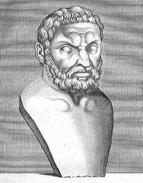 Давньогрецький філософ Фалес Мілетський один з перших дослідників електрики