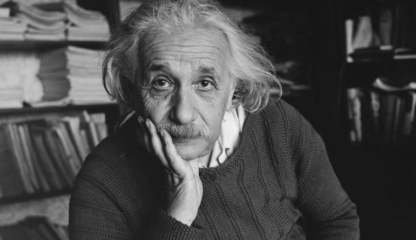 Ейнштейн - фото