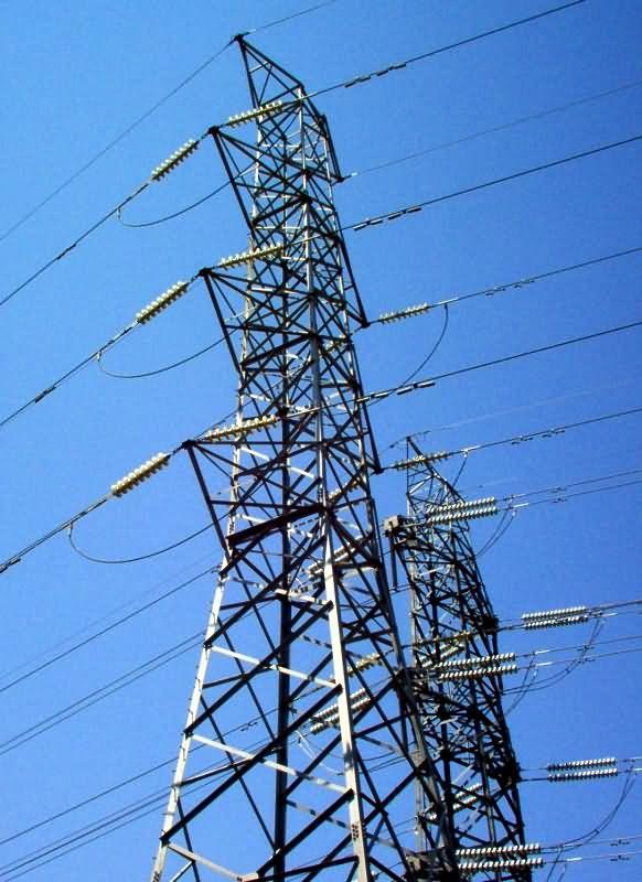 Електроопори для повітряних ліній електропередачі