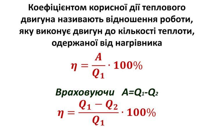ККД - визначення і формула