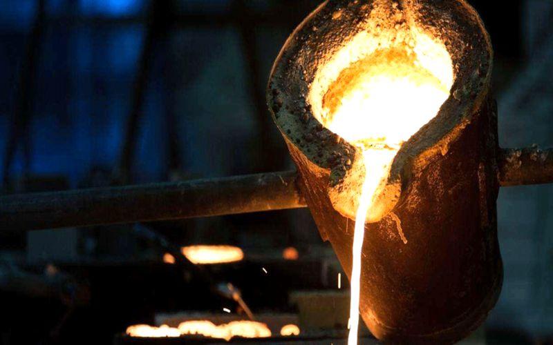 Лиття металів - фото