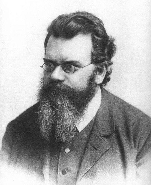 Людвіг Больцман - портрет