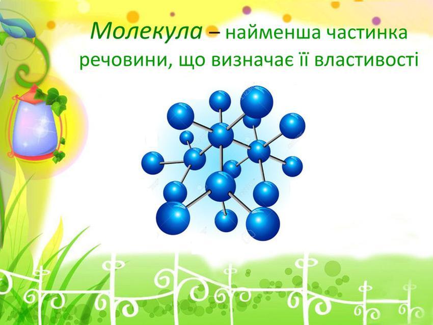 Молекула - визначення