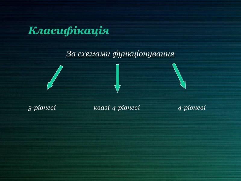 Класифікація лазерів1