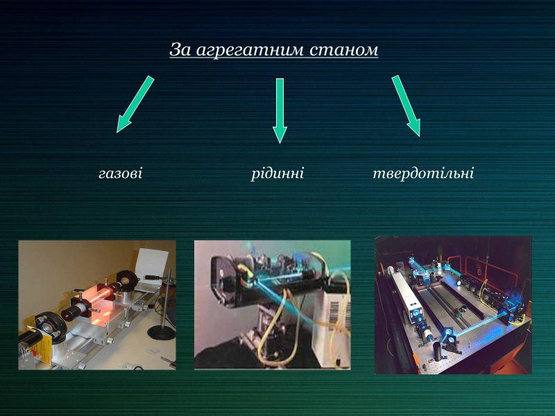 Класифікація лазерів2