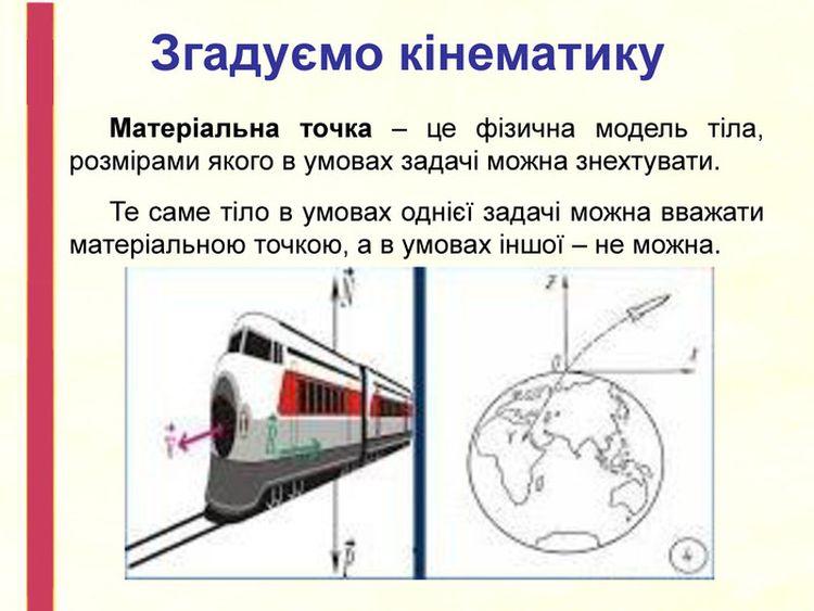 Матеріальна точка - визначення