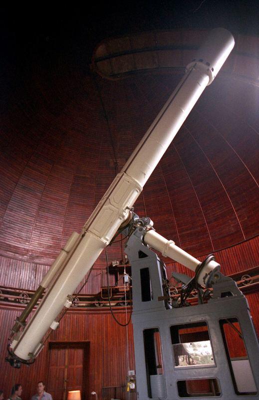 50 сантиметровий телескоп у Ніцці, Франція