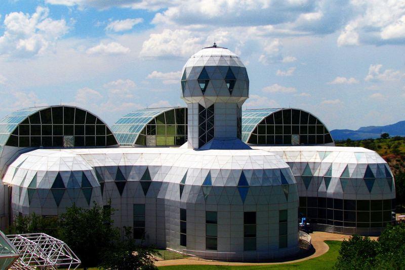 Біосфера-2 в Аризоні