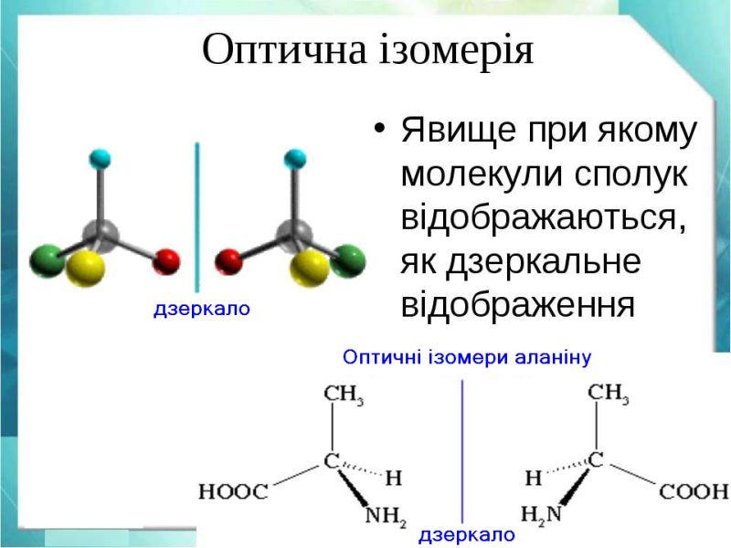 Оптична ізомерія