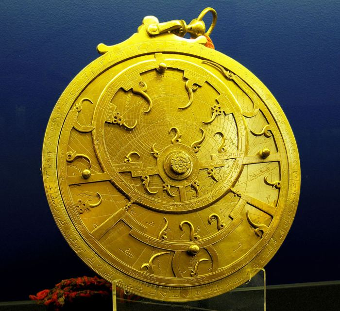 Перська астролябія