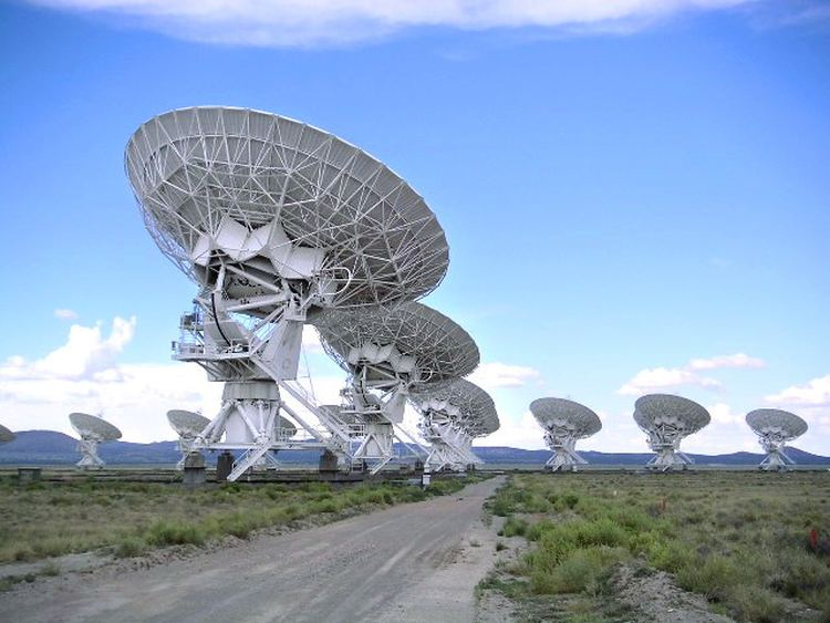 Радіотелескоп Very Large Array