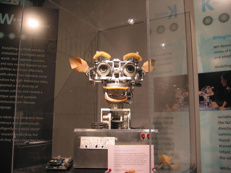 Робот Kismet