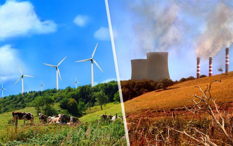 Розв'язання сировинної проблеми людства - відновлювальні джерела енергії