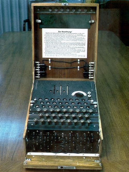 Шифрувальна машинка Енігма