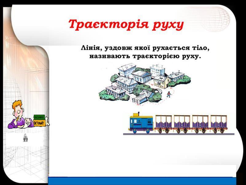 Траєкторія руху - визначення