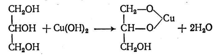 Взаємодія гідроокису міді з кислотою