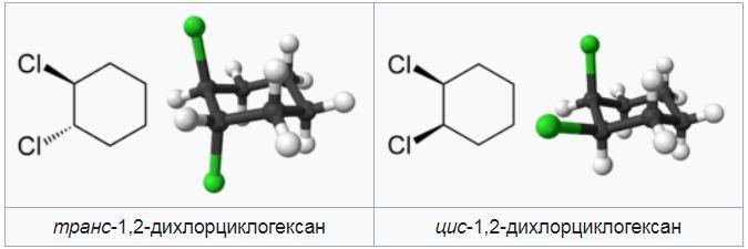 транс-1,2-дихлорциклогексан