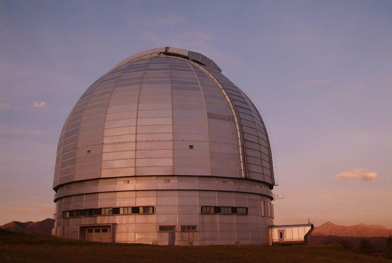 Великий Телескоп азимутальний